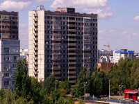 neighbour house: st. 70 let Oktyabrya, house 59. Apartment house