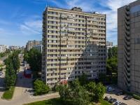 Тольятти, улица 70 лет Октября, дом 59. многоквартирный дом