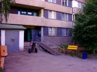 Togliatti, 70 let Oktyabrya st, house 61. Apartment house