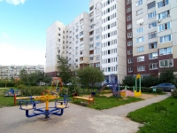 Togliatti, 70 let Oktyabrya st, house 72. Apartment house