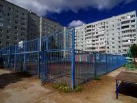 Тольятти, улица 70 лет Октября. спортивная площадка