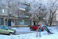 Тольятти, Автозаводское шоссе, дом 32. многоквартирный дом