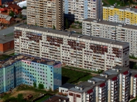Тольятти, Автозаводское шоссе, дом 39. многоквартирный дом