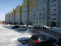 Togliatti, Avtozavodskoe shosse, house 43. Apartment house