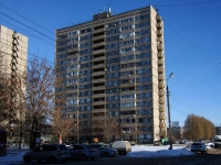 Togliatti, Avtozavodskoe shosse, house 51. Apartment house