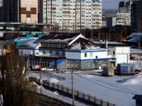 Тольятти, Автозаводское шоссе, дом 22А. бытовой сервис (услуги) Автосервис (СТО)