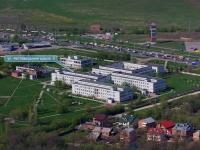 Тольятти, Автозаводское шоссе, дом 3. больница Тольяттинский психоневрологический диспансер