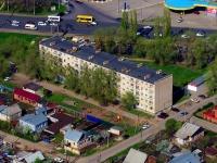 Тольятти, Автозаводское шоссе, дом 23. многоквартирный дом