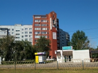 neighbour house: st. Avtosrtoiteley, house 88А. Apartment house