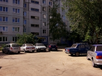 Togliatti, Avtosrtoiteley st, house 64. Apartment house