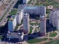 Тольятти, улица Автостроителей, дом 4. многоквартирный дом