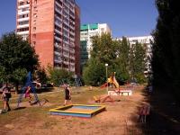 Togliatti, Avtosrtoiteley st, house 5. Apartment house