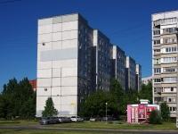 Тольятти, улица Автостроителей, дом 6. многоквартирный дом