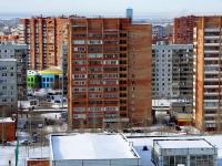 Togliatti, Avtosrtoiteley st, house 7. Apartment house