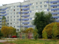 Togliatti, Avtosrtoiteley st, house 9. Apartment house