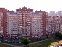 Togliatti, Avtosrtoiteley st, house 11А. Apartment house