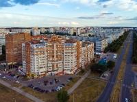 Тольятти, улица Автостроителей, дом 11А. многоквартирный дом