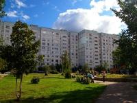 Togliatti, Avtosrtoiteley st, house 12. Apartment house