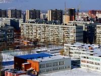 Тольятти, улица Автостроителей, дом 15. многоквартирный дом