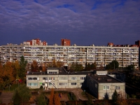 Togliatti, Avtosrtoiteley st, house 15. Apartment house