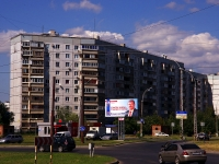 Togliatti, Avtosrtoiteley st, house 16. Apartment house