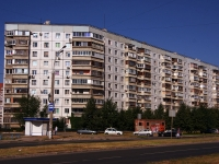 neighbour house: st. Avtosrtoiteley, house 16. Apartment house