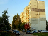 Togliatti, Avtosrtoiteley st, house 21. Apartment house