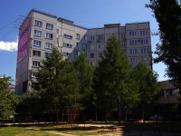 Togliatti, Avtosrtoiteley st, house 22. Apartment house