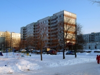 Togliatti, Avtosrtoiteley st, house 23. Apartment house