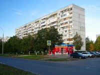 Togliatti, Avtosrtoiteley st, house 27. Apartment house