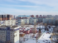Togliatti, Avtosrtoiteley st, house 28. Apartment house