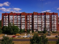 Togliatti, Avtosrtoiteley st, house 41. Apartment house