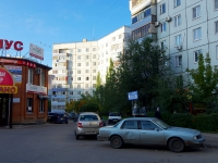 Togliatti, Avtosrtoiteley st, house 44. Apartment house