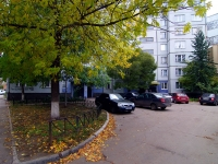 Togliatti, Avtosrtoiteley st, house 48. Apartment house
