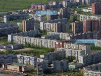 Togliatti, Avtosrtoiteley st, house 52. Apartment house