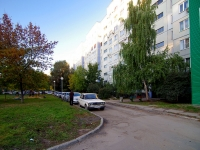 Togliatti, Avtosrtoiteley st, house 56. Apartment house
