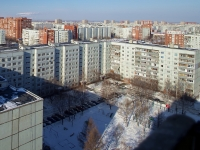 Togliatti, Avtosrtoiteley st, house 59. Apartment house