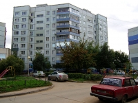 Togliatti, Avtosrtoiteley st, house 62. Apartment house