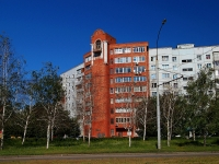 Togliatti, Avtosrtoiteley st, house 72Б. Apartment house