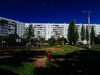 Togliatti, Avtosrtoiteley st, house 78. Apartment house