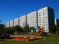 Togliatti, Avtosrtoiteley st, house 82. Apartment house