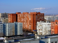Togliatti, Avtosrtoiteley st, house 84А. Apartment house