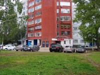 Togliatti, Avtosrtoiteley st, house 88А. Apartment house