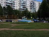 Тольятти, улица Автостроителей. сквер 18-го квартала
