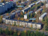 neighbour house: st. Banykin, house 2. Apartment house