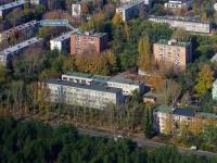 Тольятти, улица Баныкина, дом 4. школа №16
