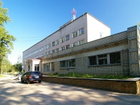 neighbour house: st. Banykin, house 8 к.14. hospital
