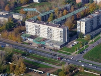 Togliatti, Banykin st, house 14. Apartment house