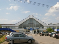 "Togliatti, sport center ""Акробат"", Banykin st, house 22А"