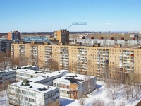 Togliatti, Banykin st, house 26. Apartment house